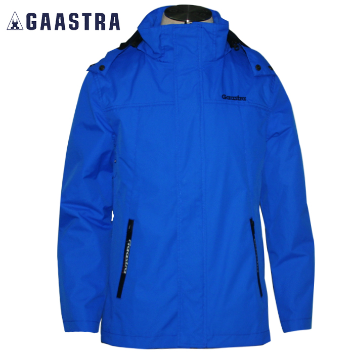 Gaastra / Carlsberg authentic mens autumn hooded jacket go out thin stand collar coat