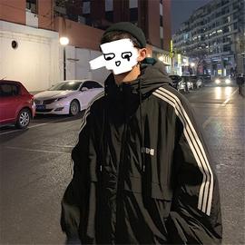 2020冬季棉袄男韩版宽松潮流保暖加厚连帽潮牌棉服ins潮棉衣外套图片