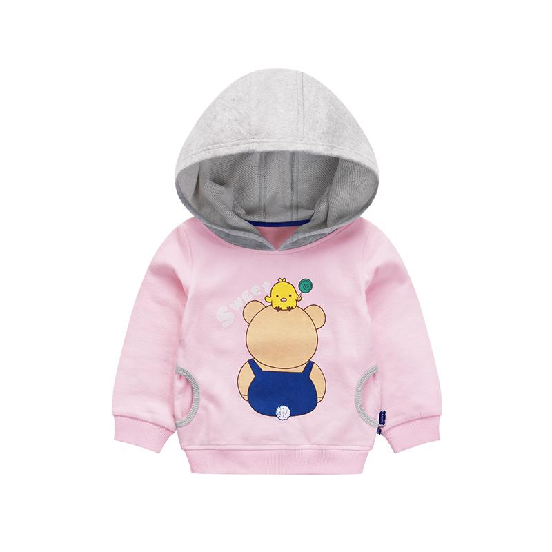 安塞爾斯男童女寶寶衛衣