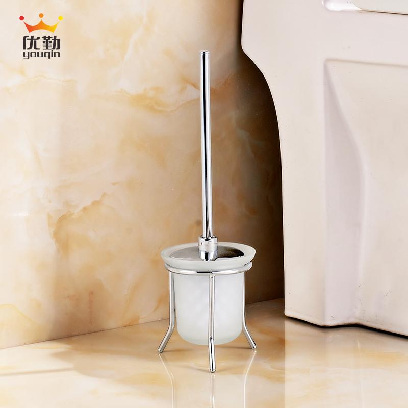 優勤衛浴 不鏽鋼馬桶刷 衛生間廁刷套裝馬桶刷架子廁刷架馬桶刷架