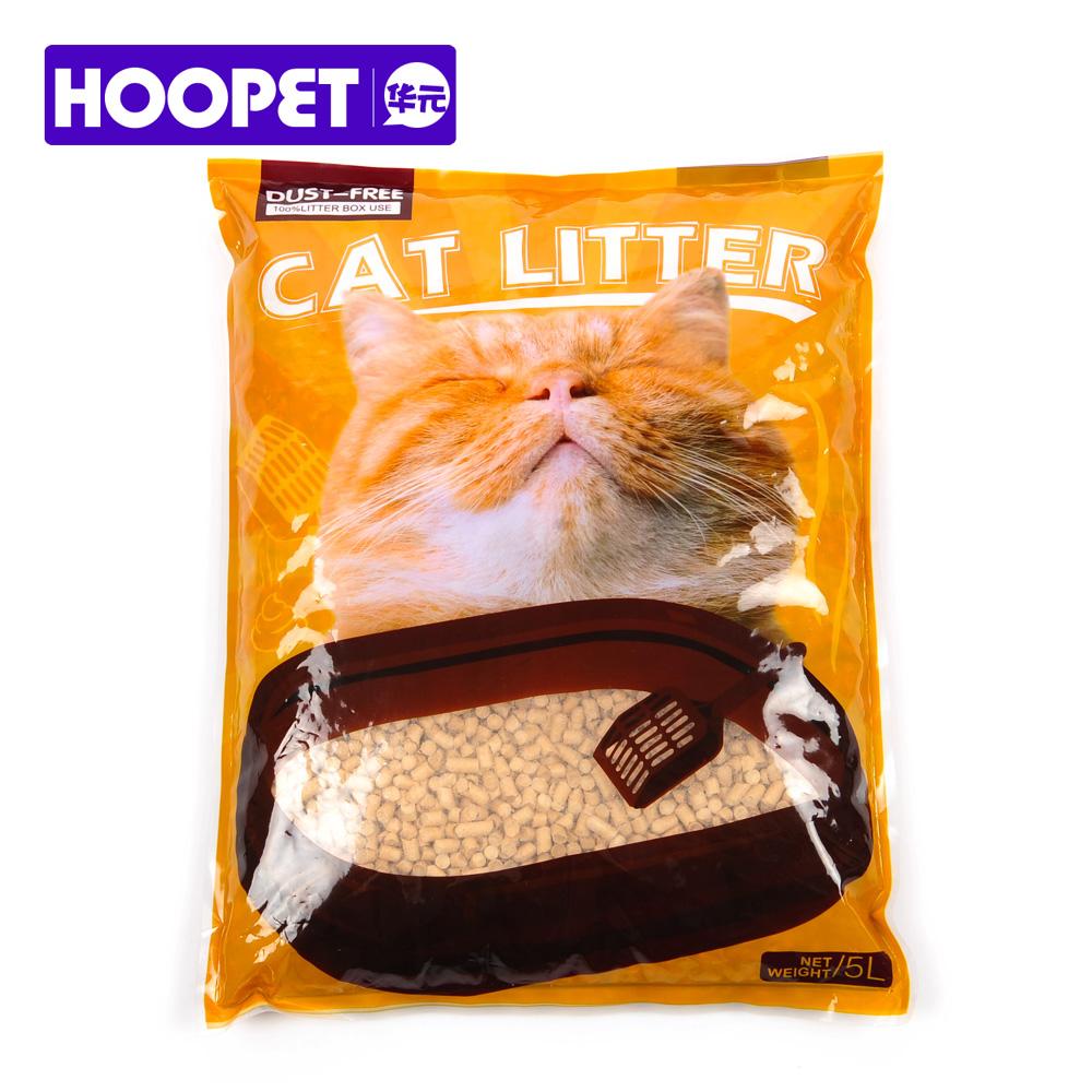 砂舞鬆木貓砂5L 抗菌除臭結團貓沙 低粉塵環保吸水貓砂25省包郵c