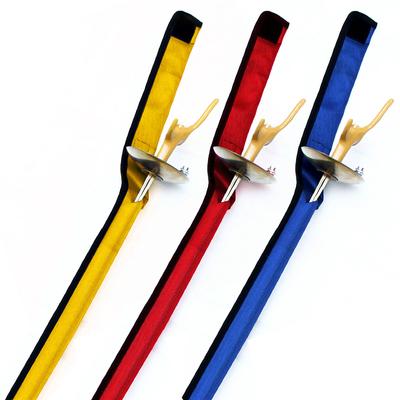 擊劍劍包 劍袋 劍條袋管 花劍重劍佩劍通用劍條套 擊劍器材