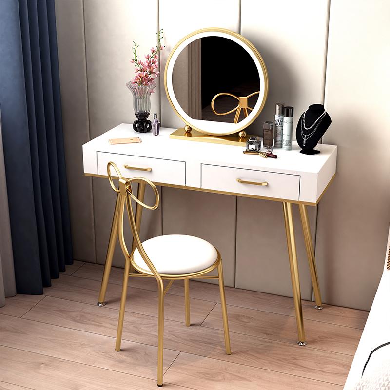 北欧ins现代简约小户型卧室化妆镜155.00元包邮