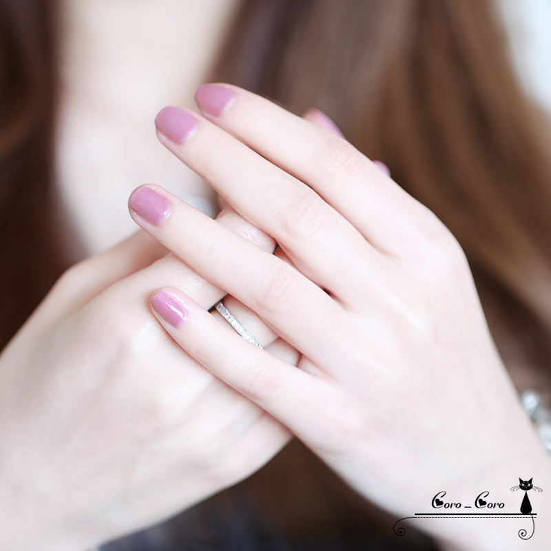 俄羅斯Dance Legend 煙雨迷霧指甲油 溫柔毛衣 柔和粉紫色1029