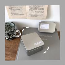 B002隔片整理盒多格子耳钉首饰盒透明塑料收纳盒格10