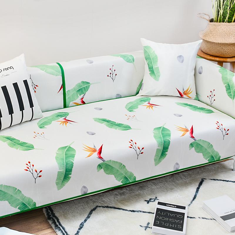 夏季沙發墊涼冰絲防滑布藝夏天款簡約現代涼席客廳坐墊子通用定做