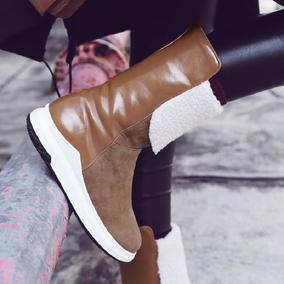 2020冬季新品皮毛一体反季清仓短靴