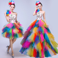 New Dance Costume Classical Dance Performance Costume Women New Opening Dance Ethnic Dance Costume Adult Stage