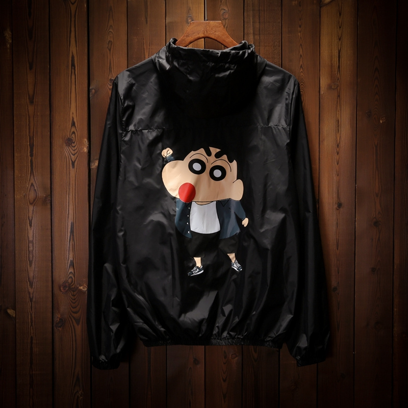 Fashion brand ultra thin coat crayon new summer clothes for men and women