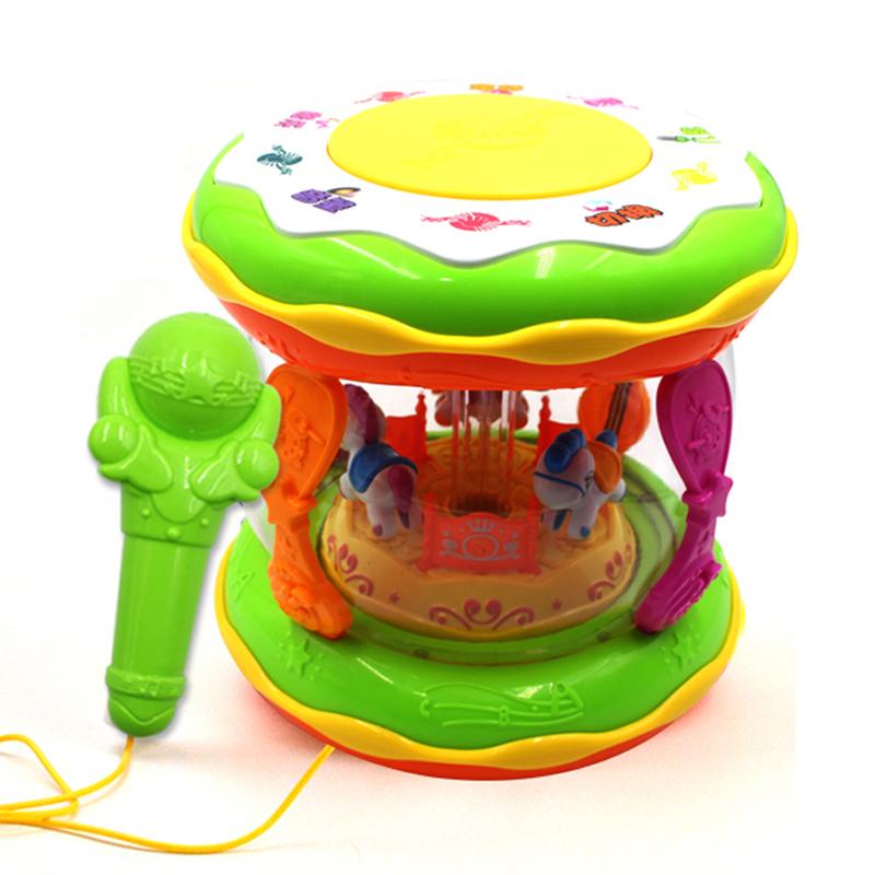 Детские электронные барабаны Артикул 569365290060