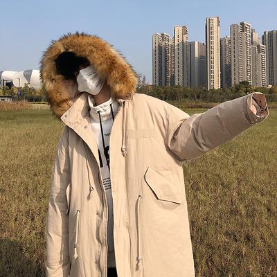 加厚棉衣 冬季新款大码港风休闲棉服 青年外套A034 H03 P140