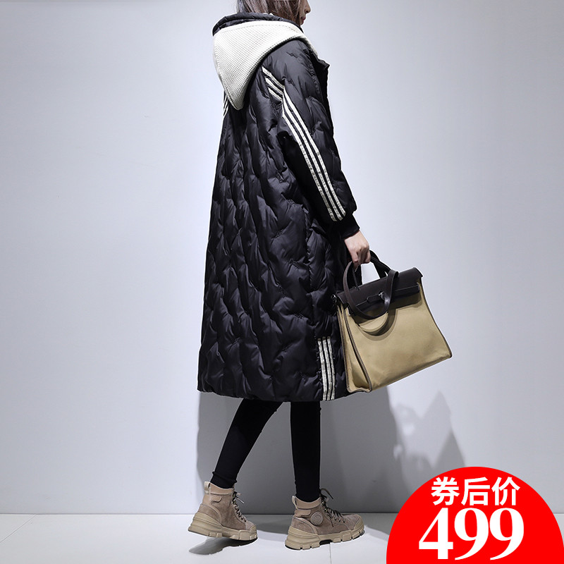 Two pieces of duck and duck down jacket womens new leisure sports holiday in 2020