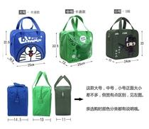 。午餐包餐盒盒饭袋男孩多功能儿童韩式包邮小学生饭盒袋手提包帆