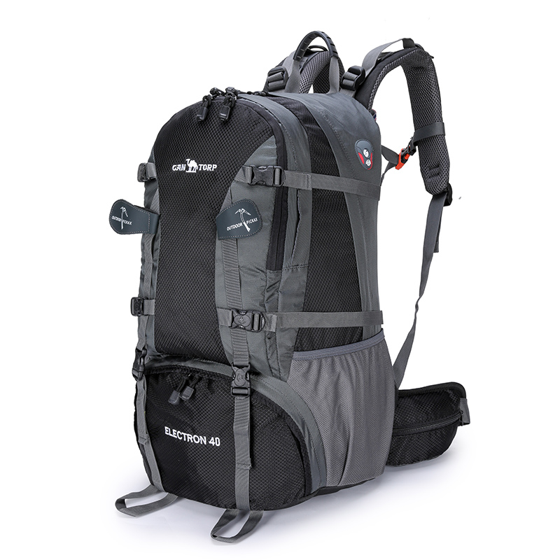 Camel outdoor Bag Backpack USB mountaineering bag travel bag 40l50l60l mens and womens cycling hiking waterproof Backpack