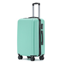 Luggage case female 24 inch ins net red code suitcase university student suitcase pull rod case male Cardan wheel tremble