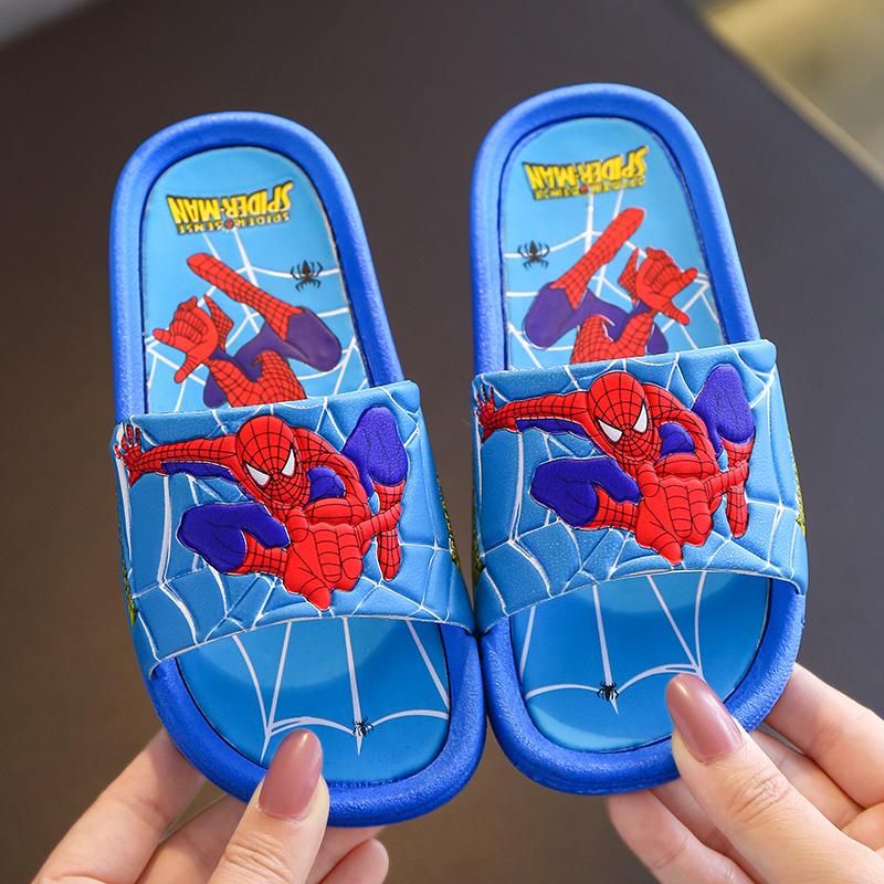 儿童拖鞋夏季新款男童防滑软底中小童居家室内小孩卡通小学生凉拖