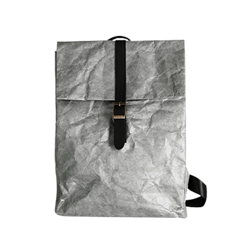 杜邦纸包潮牌设计师小众简约女背包