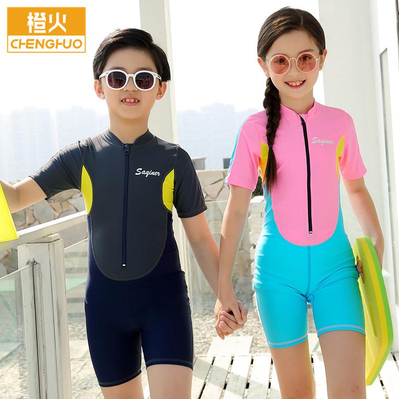 7到15岁儿童夏天穿的衣服八游泳衣热销0件有赠品