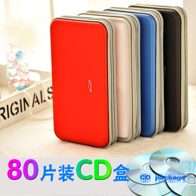Мужчина промышленность 80 пакет cd пакета большой потенциал CD пакет CD коробка DVD диск пакета VCD cd пакет
