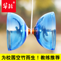Childrens students adult elderly beginners Double head bamboo monopoly leisurely bell bearing small medium and large bell