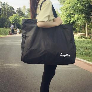 超大号购物袋旅行袋打包袋搬家袋行李托账袋折叠包待产包