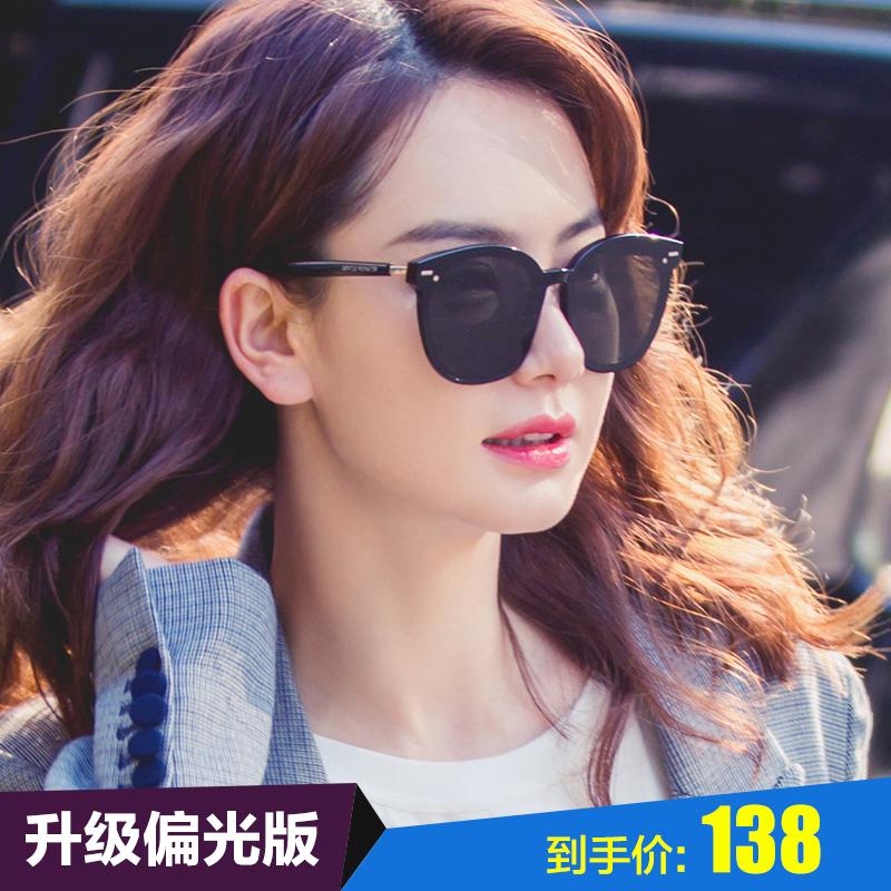 2019新款GM尼龙偏光太阳镜防紫外线墨镜女潮明星款男网红ins眼镜