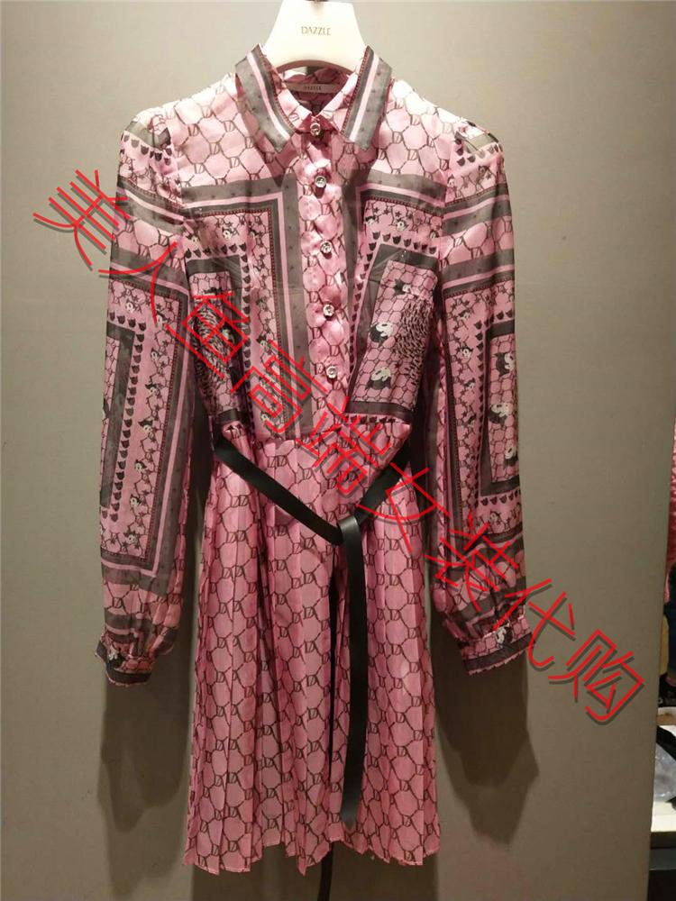 20夏雪地素小姐姐精品女装 2C2O6016G01高端专柜正品国内代购1999