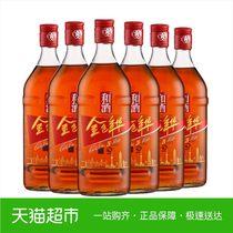 海派黄酒老酒整箱6500ml金色年华五年陈和酒