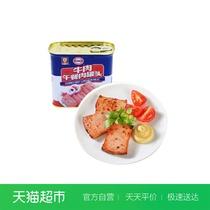 四罐装4340g午餐肉罐头德丰牌