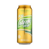 青岛山水啤酒8度500ml罐