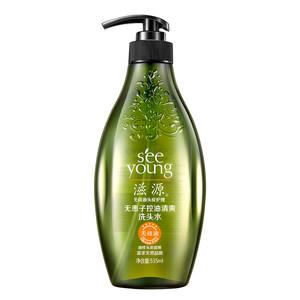 滋源无硅油无患子控油清爽洗发水露535ml洗头膏正品