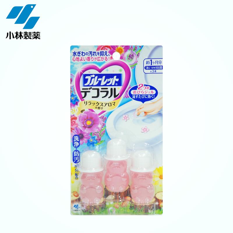 ~天貓超市~ 小林kobayashi潔廁靈衛生間清潔劑自然花香