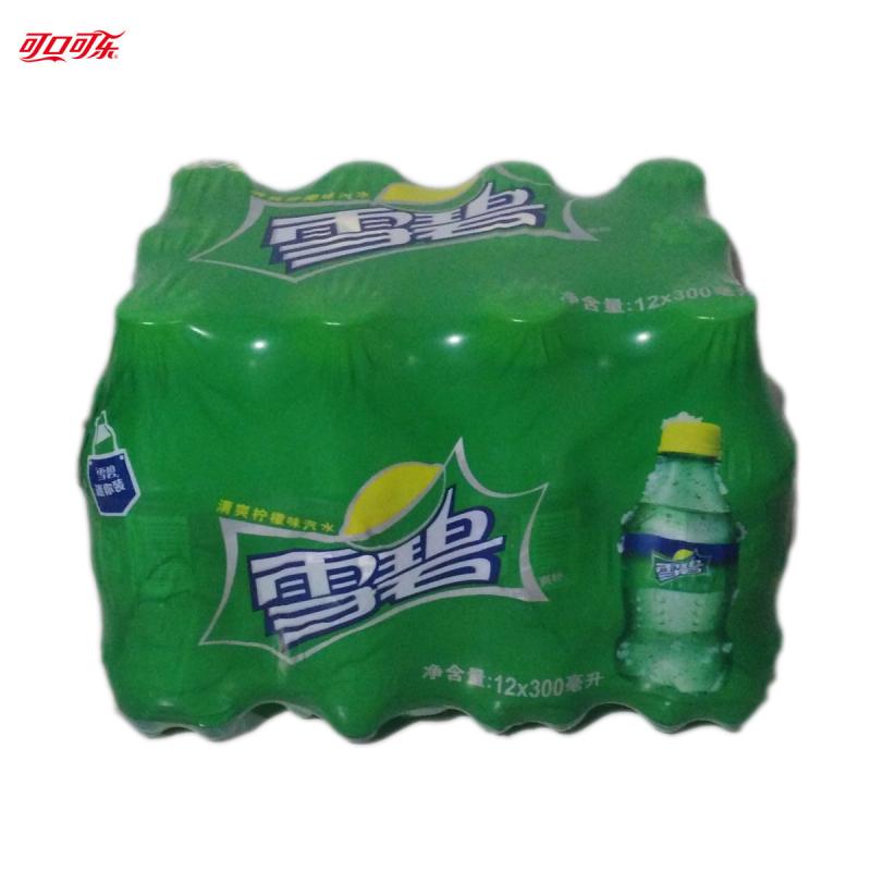 ~天貓超市~雪碧檸檬味汽水300ml^~12 箱  可樂 成都武漢倉