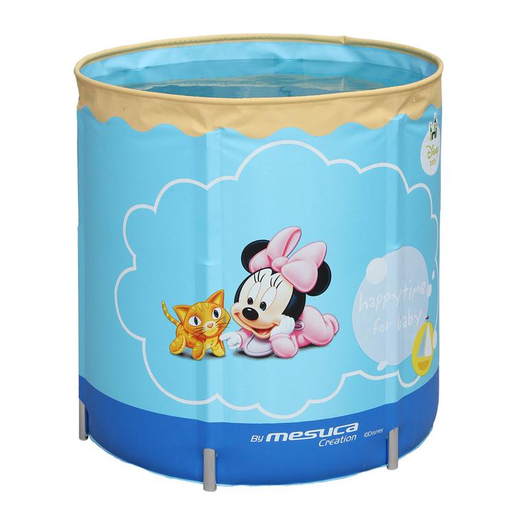 迪士尼家用宝宝合金支架大号游泳池满168.00元可用1元优惠券