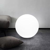 落地灯卧室客厅简约落地式遥控灯网红ins轻奢灯饰圆球形台灯地灯