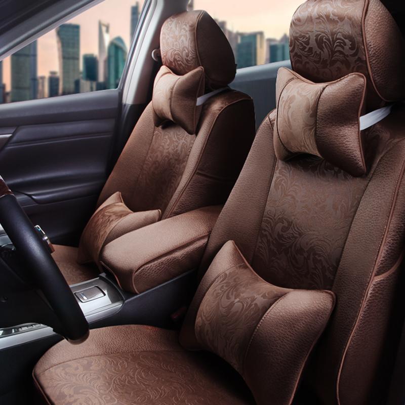 本田の新しい思域の飛度のセリの知恵XRDアコードの杰徳の鋒範オデッセイの専用のフルバックの自動車の座席カバーを注文して作らせます。