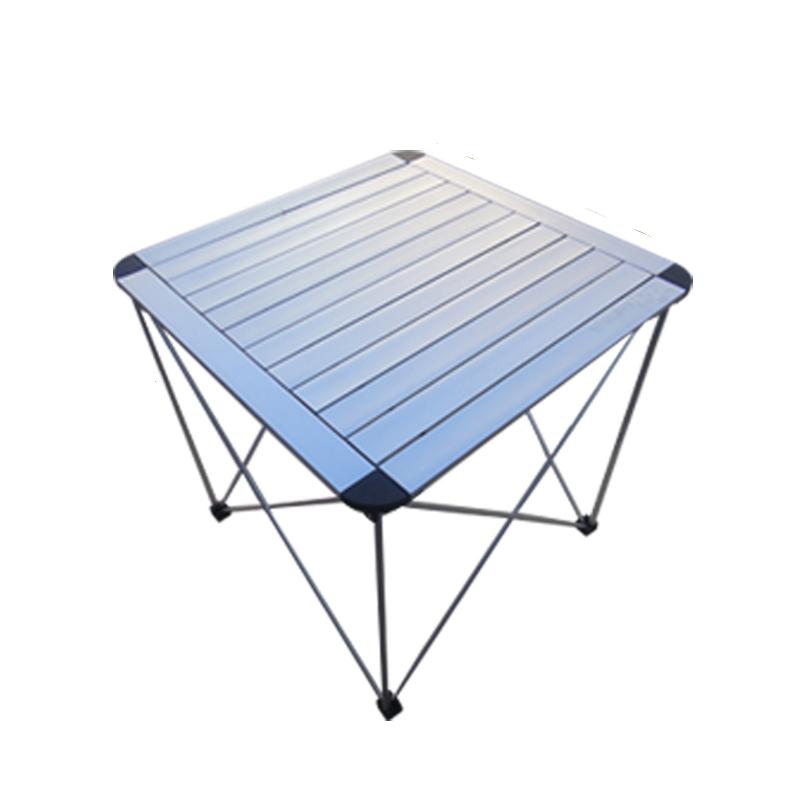 加强野餐桌包邮宣传桌便携式铝合金折叠烧烤桌椅户外折叠桌子