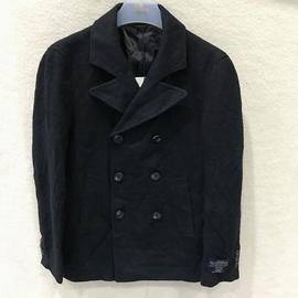 拉夏贝尔POT毛呢外套经典款上衣