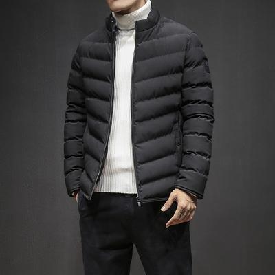 冬季男士新款棉衣冬装外套短款棉服韩版潮学生加厚棉袄DJ935TP95