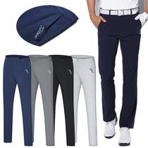 高尔夫男裤夏季新薄款透气速干长裤子golf运动球衣裤休闲服装包邮