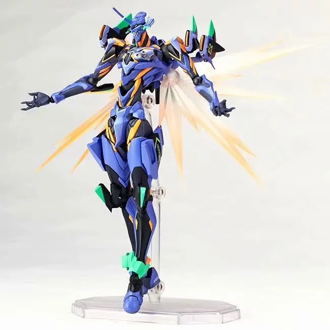 New century evangelical soldier 17cm ocean hall mountain pass gear joint movable model