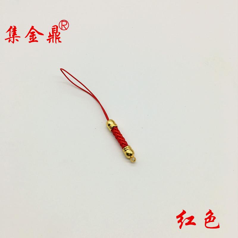 精品时尚挂绳文玩葫芦把件小饰品手机挂绳鼻烟壶小挂绳