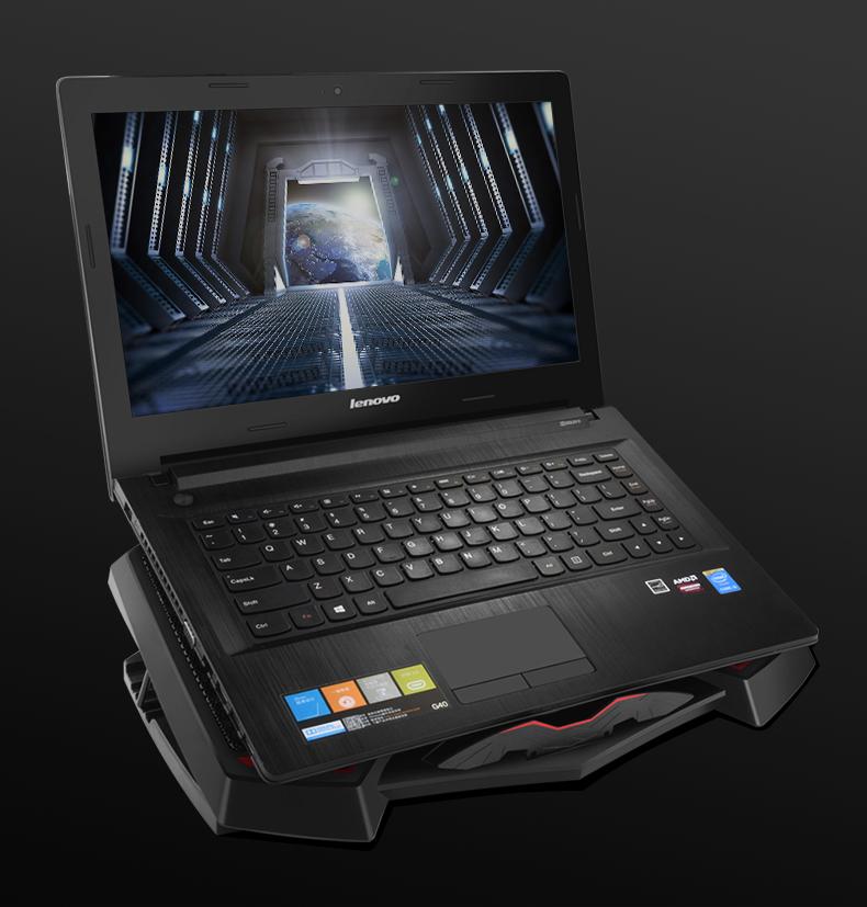 三星3500EL-L01 15.6英寸笔记本电脑吹风式风冷散热器支架垫