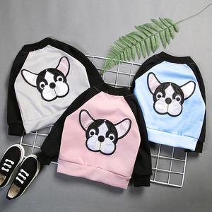 男女宝宝加绒秋冬装 1-2岁婴幼儿棒球服加绒拉链开衫外套童装衣服