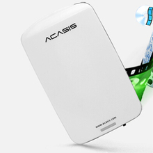 Acasis Laptop 2.5 inch ide Mobile Hard Disk Box Parallel Port USB 2.0 External Reading Pin Interface Old Hard Disk Hard Disk Checker Screw-free Installation Hard Disk Shell