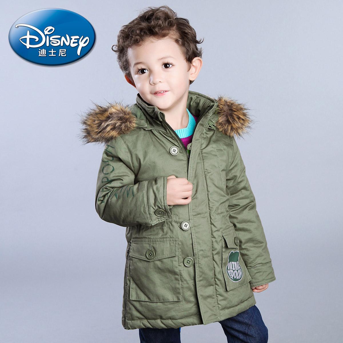 迪士尼全棉舒適寶寶冬裝