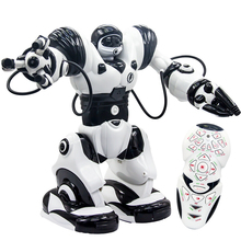 Robben Aite 4 Generation Robot Intelligent Dialogue Toy Boys Charge and Dance to Learn Electric Remote Control Toys