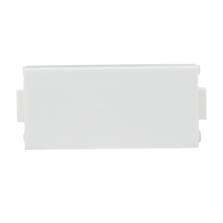 Beiqiao biqio n86-623 blank module with hdmivgausb network telephone weak current panel socket