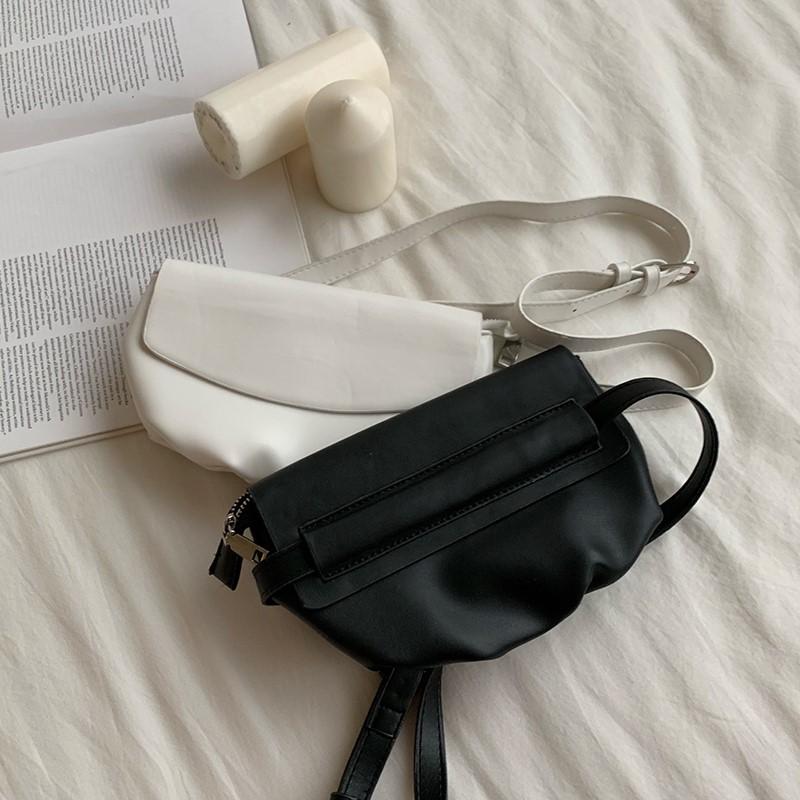 32.80元包邮韩版2019夏季新款学生纯色潮单肩包
