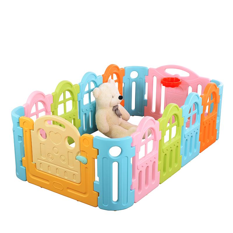 兒童嬰兒遊戲圍欄寶寶爬行墊學步護欄安全柵欄周歲玩具兒童節